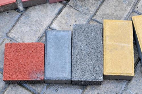 遵义人行道彩砖的铺设方法有哪些?