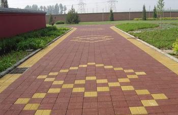 贵阳透水砖用在哪些地方比较适合