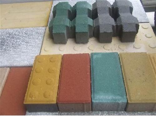 贵阳彩砖的铺设方法介绍