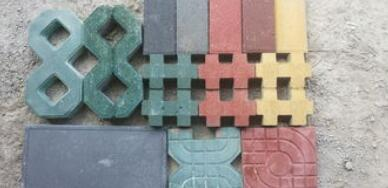 毕节人行道彩砖垫层砂的要求是什么?