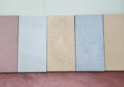贵州pc砖厂家谈海绵砖的作用有哪些?